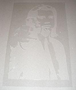 Clear-Cut 7 mil Stencil Material