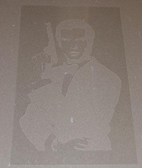 Clear-Cut Stencil